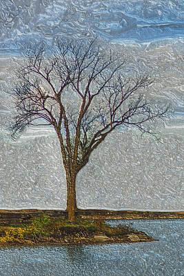 Painter Digital Art - Awaiting Change by Jack Zulli