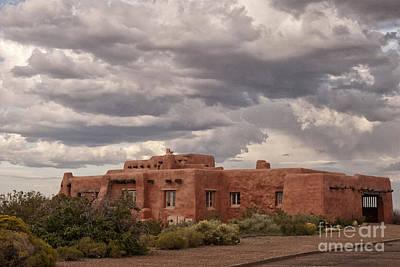 Petrified Forest Arizona Photograph - Awaiting The Storm by Melany Sarafis
