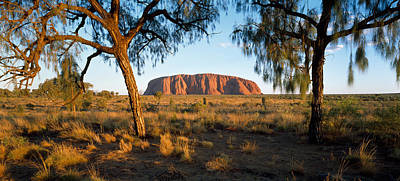 Kata Photograph - Ayers Rock Australia by Panoramic Images