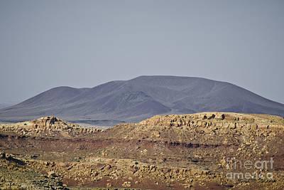 Az Landscape - Near Grand Canyon Print by David Gordon