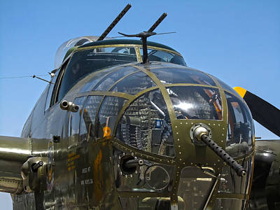 B-25 Mitchell Print by Dale Jackson