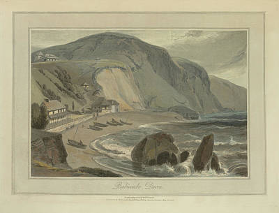 Babicombe Print by British Library