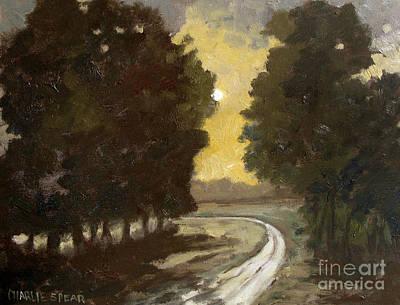 Backroad Moonshine Original by Charlie Spear