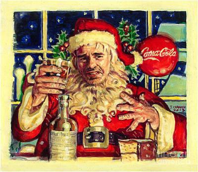 Bad Santa Original by Jeff Cornish