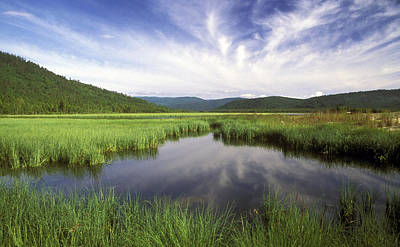 Pond Photograph - Baikal by Anonymous
