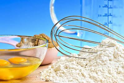 Baking Photograph - Baking by Elena Elisseeva