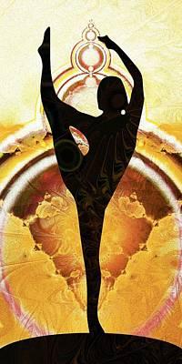 Balance Print by Anastasiya Malakhova