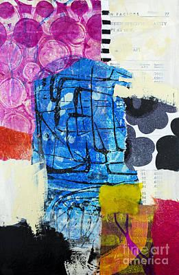 Balancing Print by Elena Nosyreva