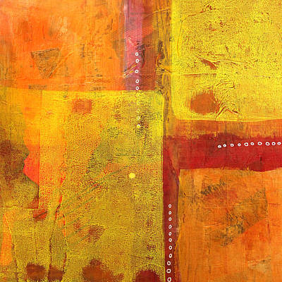 Balancing Print by Nancy Merkle