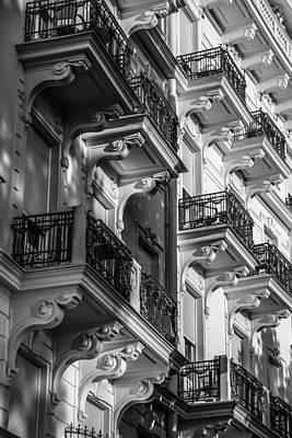 Balcony Of Style Original by Chris Smith