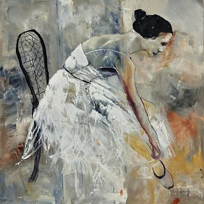 Ballet Painting - Ballerina 6631 by Pol Ledent