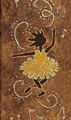 Ballerina Original by Katherine Young-Beck