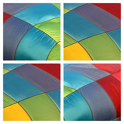 Balloon Color Print by Art Block Collections