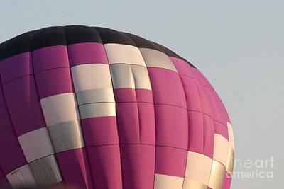 Balloon-purple-7457 Print by Gary Gingrich Galleries