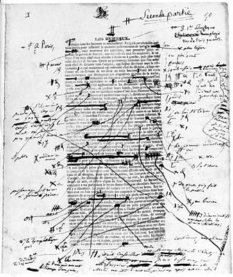 Balzac La Femme Sup�rieure Print by Granger