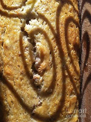 Banana Bread Love Print by Gwyn Newcombe