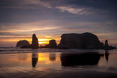 Bandon Reflections Print by Andrew Soundarajan