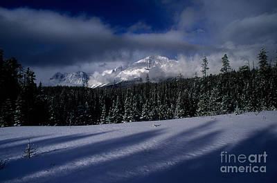 Banff National Park Photograph - Banff - Icefields Parkway by Terry Elniski