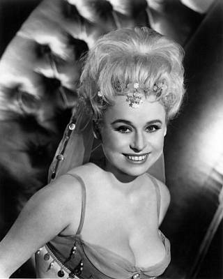 Barbara Windsor In Carry On Spying  Print by Silver Screen