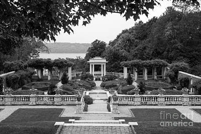 Bard College Blithewood Garden Print by University Icons