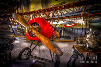 Dogfights Photograph - Bare Bones by Marvin Spates