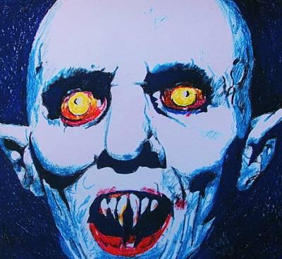 Nosferatu Pastel - Barlow by Jeremy Moore