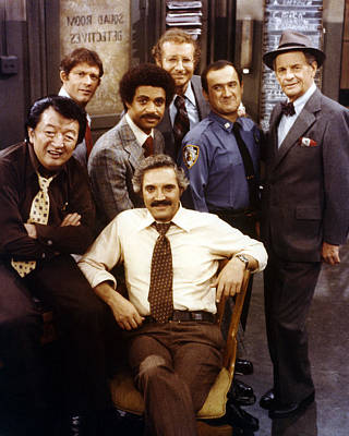 Hal Photograph - Barney Miller  by Silver Screen