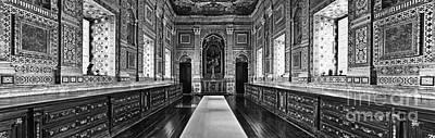 Christian Photograph - Baroque Sacristy by Jose Elias - Sofia Pereira