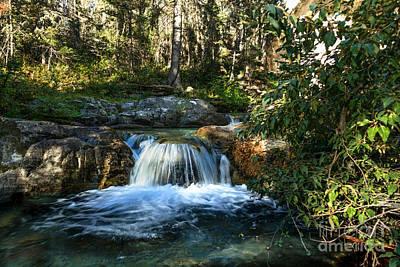 Barring Creek Print by Robert Bales