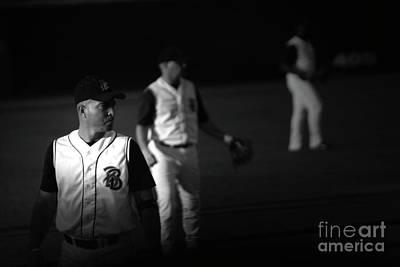 Baseball Days Print by Karol Livote