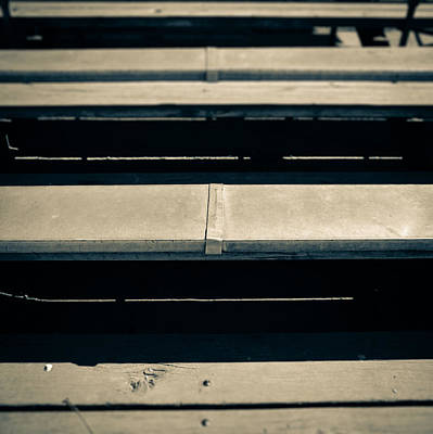 Ripkin Photograph - Baseball Field 5 by Yo Pedro