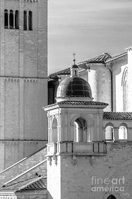 Basilica Details Print by Prints of Italy