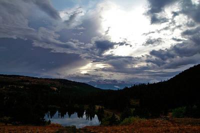 Ers Fine Art Photograph - Basking In Twilight by Jeremy Rhoades