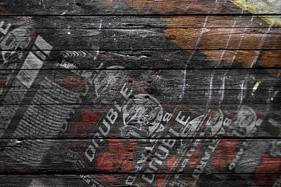 Handcrafted Photograph - Bastard Beer by Joe Hamilton