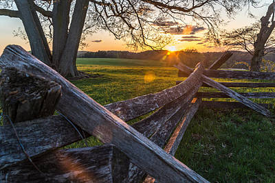 Valley Forge Photograph - Battle Is Over by Kristopher Schoenleber