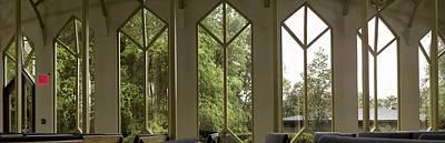 Gigapan Photograph - Baughman Windows by William Ragan