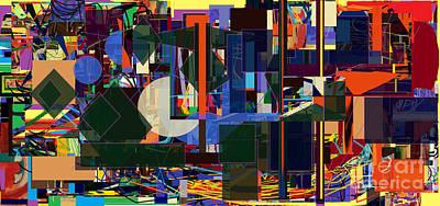 Tzaddik Digital Art - be a good friend to those who fear Hashem 7f by David Baruch Wolk