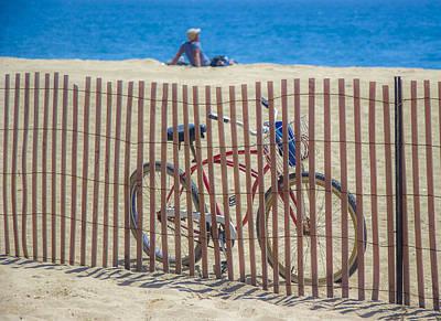 Beach Cruiser Photograph - Beach Cruiser by Kyle Morris