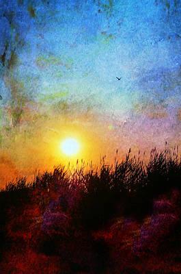 Beach Dune Print by Laura Fasulo