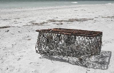 Beach Finds Print by Georgia Fowler