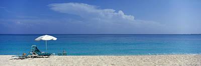 Beach Scene, Nassau, Bahamas Print by Panoramic Images