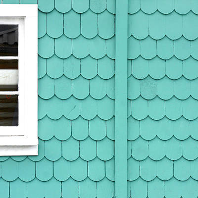 Marina Del Rey Photograph - Beach Shack by Art Block Collections