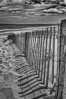 Beach Shadows Original by Boyd Alexander