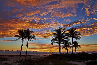 Photograph - Beach Surnise by Island Photos
