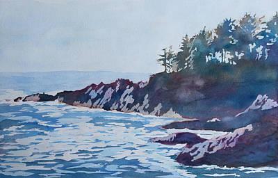 Beachhead Print by Jenny Armitage