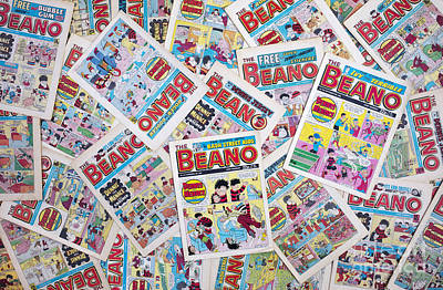 1980s Photograph - Beano by Tim Gainey