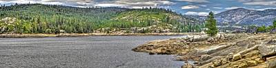 Landscapes Photograph - Bear River Creek Reservoir by SC Heffner