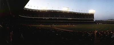 Old Yankee Photograph - Yankee Stadium by Retro Images Archive