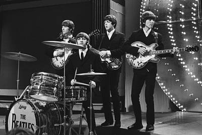 Perform Photograph - Beatles 1966 50th Anniversary by Chris Walter