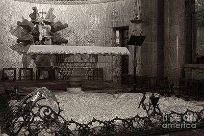 Sermon Photograph - Beattitudes  by Tom Griffithe